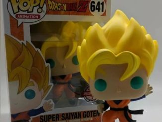 Funko POP! Super Saiyan Goten (Hot Topic Exclusive)