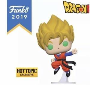 Funko POP! Super Saiyan Goten (Hot Topic Exclusive)